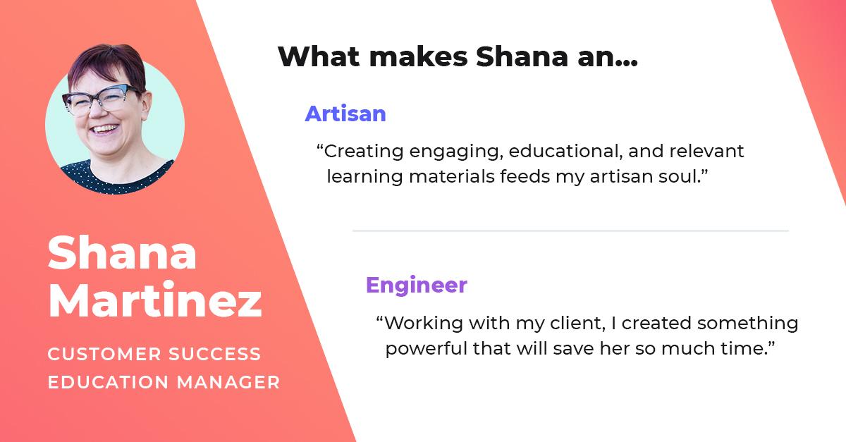 shana martinez customer success education manager