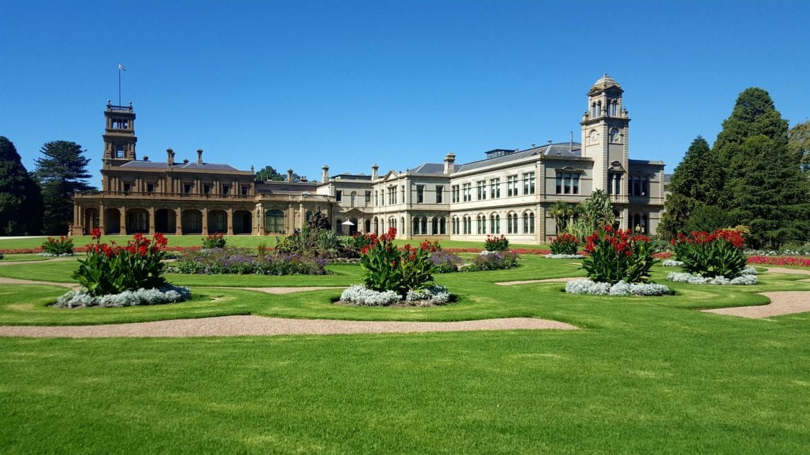 100 things to do in melbourne with kids werribee mansion weribee park and state rose garden