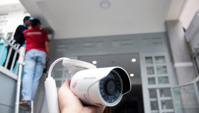 Nên chọn camera có thương hiệu uy tín để đảm bảo chất lượng tốt