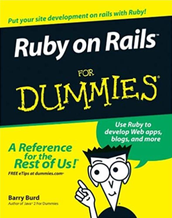 Ruby on Rails Books