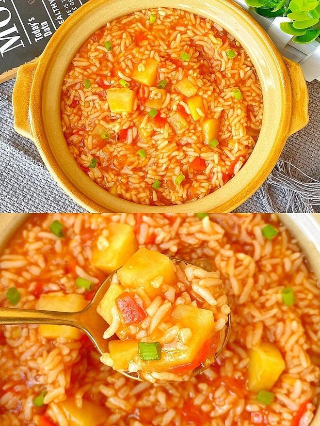 土豆番茄烩饭_okjer.com