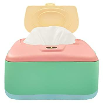 Amazon.com : GOGO PURE Baby Wet Wipe Warmer, Dispenser, Holder and Case -  with Easy Press On/Off Switch, Only Available at Amazon : Baby