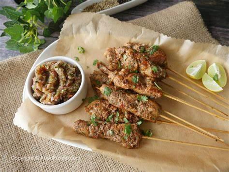 Peri-Peri Chicken Satay
