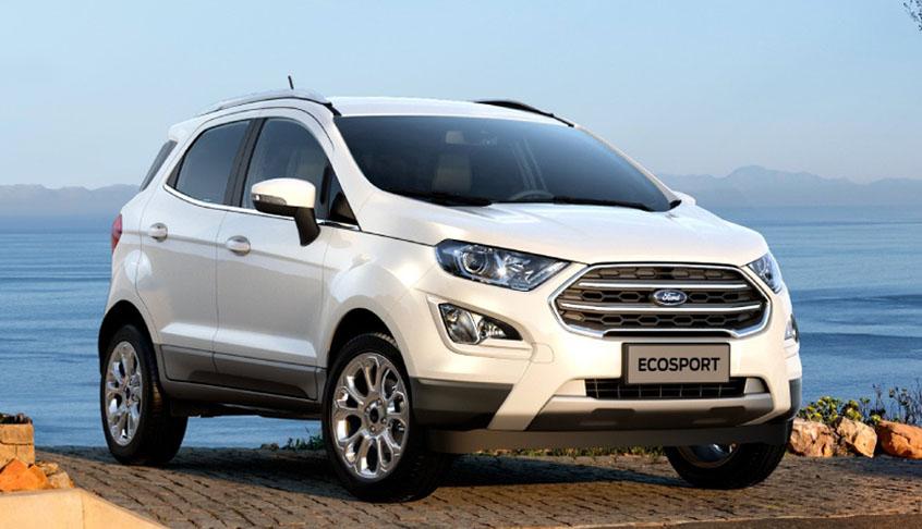Nhu cầu mua xe Ford Ecosport ở nước ta ngày càng tăng