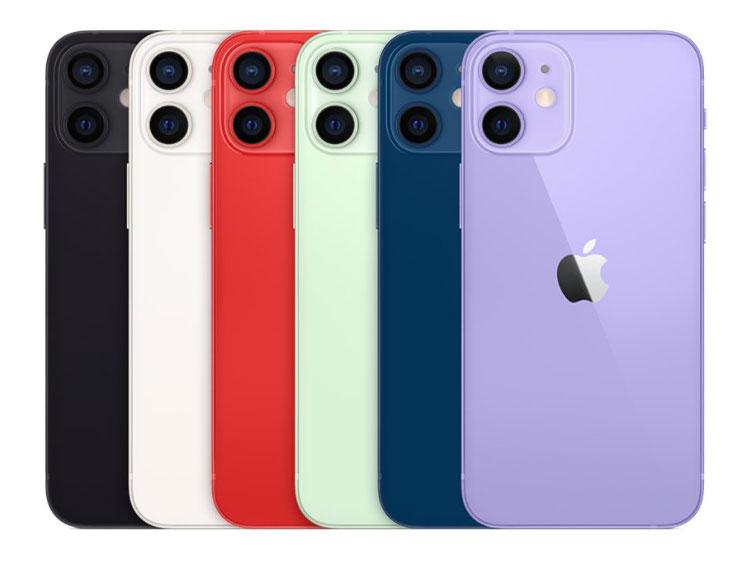 iPhone 12 mini 64GB SIMフリー の製品画像