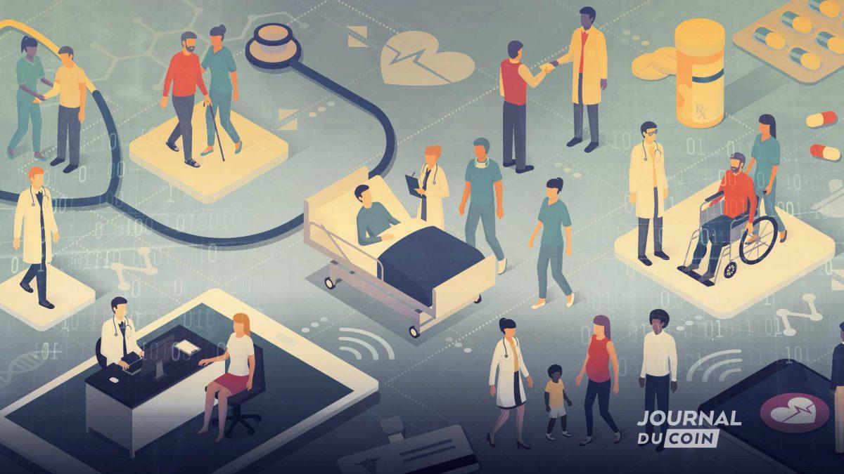 Grâce à Oasis Labs, les professionnels de la santé peuvent créer des applications qui respectent la confidentialité des données sensibles.