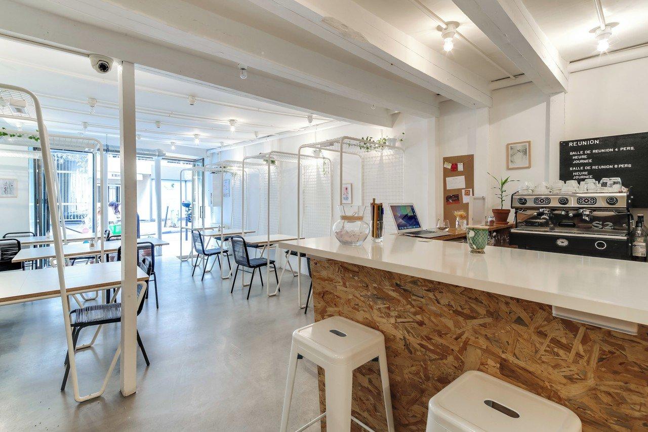 Coworkshop Coworking Space in Paris