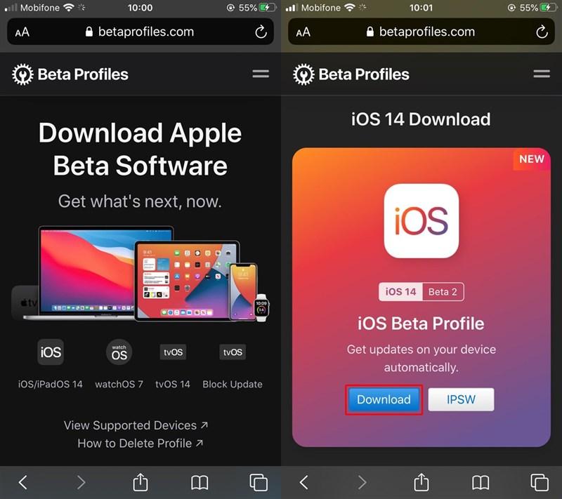 Có nên cập nhật phiên bản iOS 14 Beta 2 hay không?