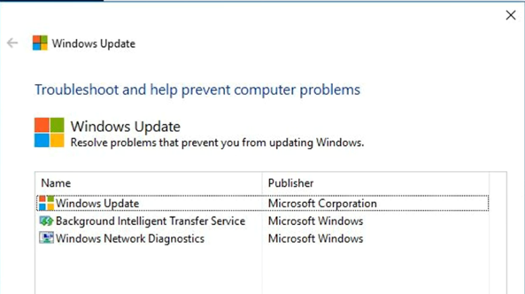 troubleshoot & help to fix Windows Defender on Windows 10
