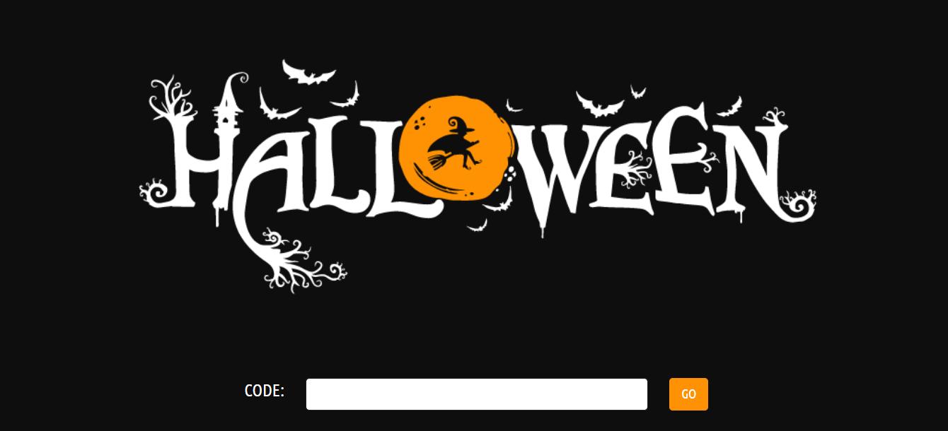Хэллоуин 2020: сайт HALLOWEEN2020.RU