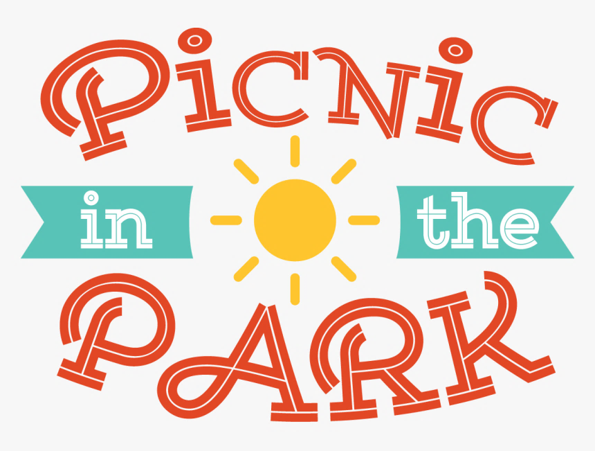 Transparent Picnic Clipart - Picnic In The Park Clipart, HD Png Download - kindpng
