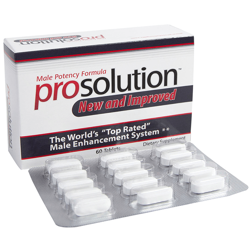 What are Prosolution Pills?