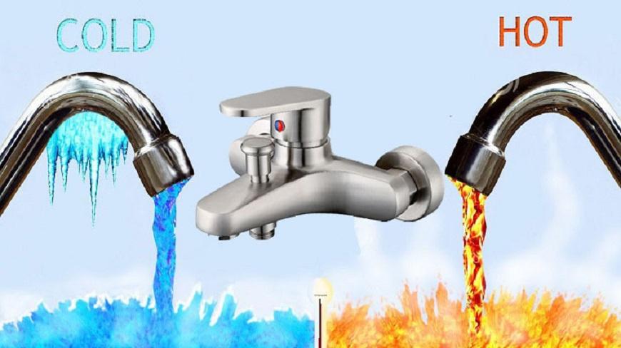 Kiểm tra đường ống nước ra
