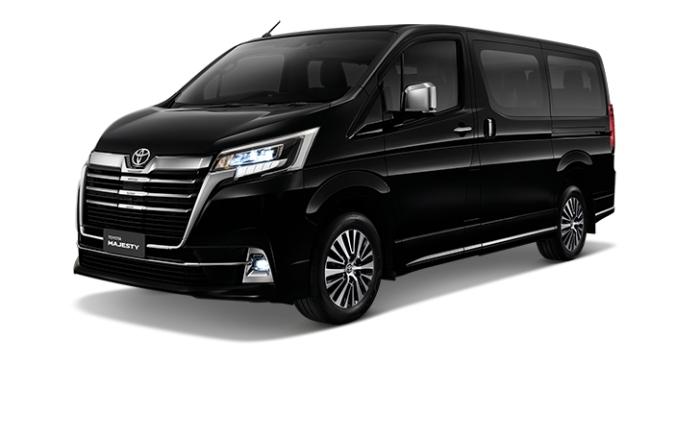 Toyota Majesty Grande ราคา 2,199,000 บาท