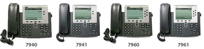 Configuring Cisco 7940 / 7941 / 7960 / 7961 for 3CX Phone System for