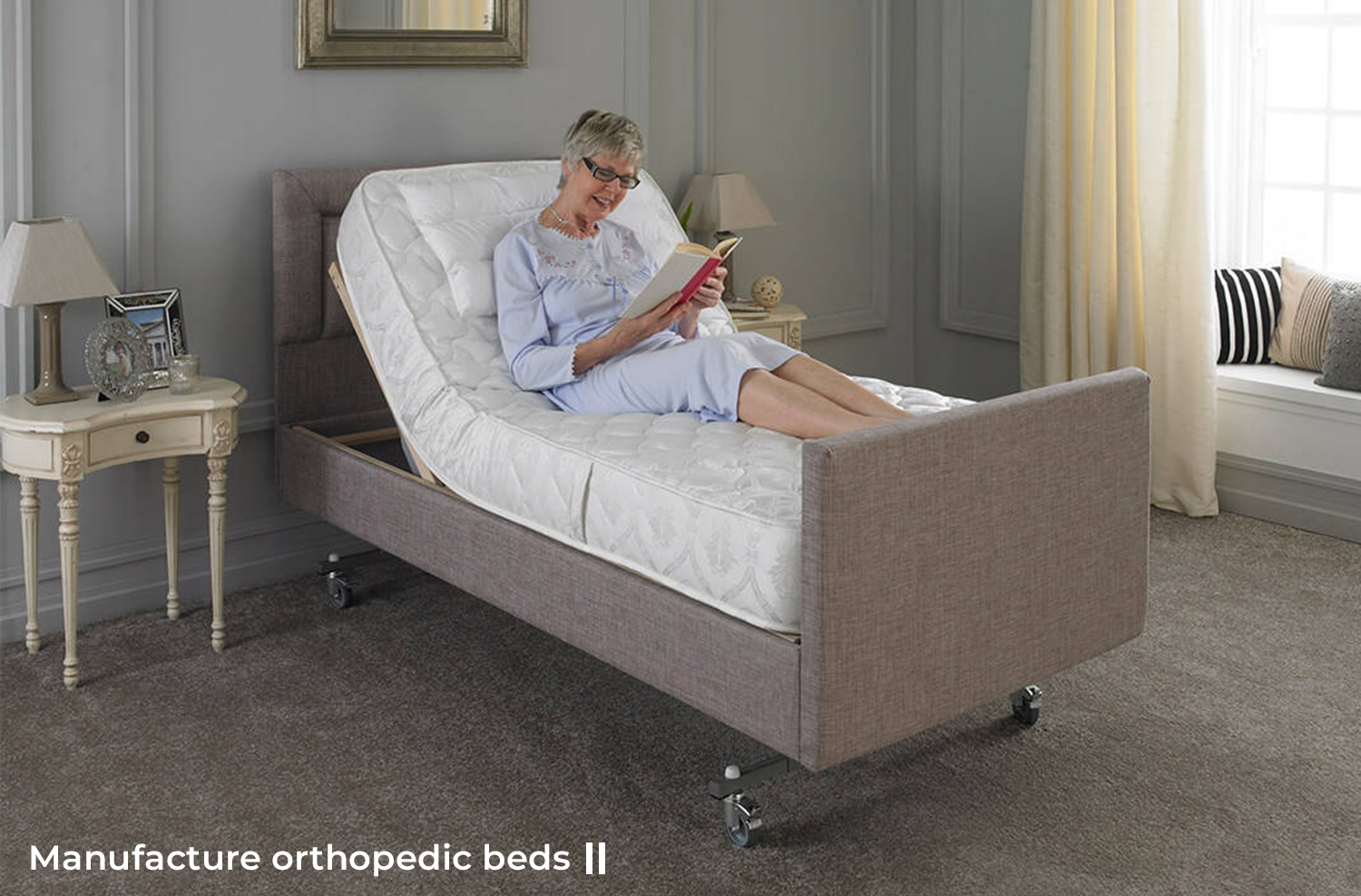 manufacture orthopedic beds