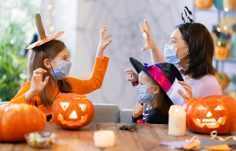 Halloween este 2020