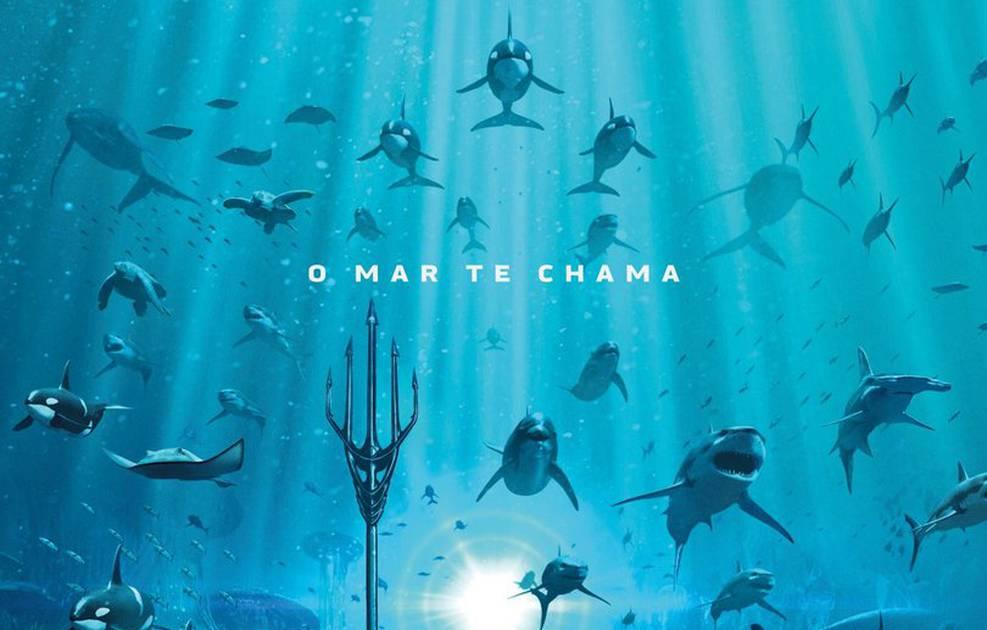 Tem Na Web - [Resenha] Filme - Aquaman