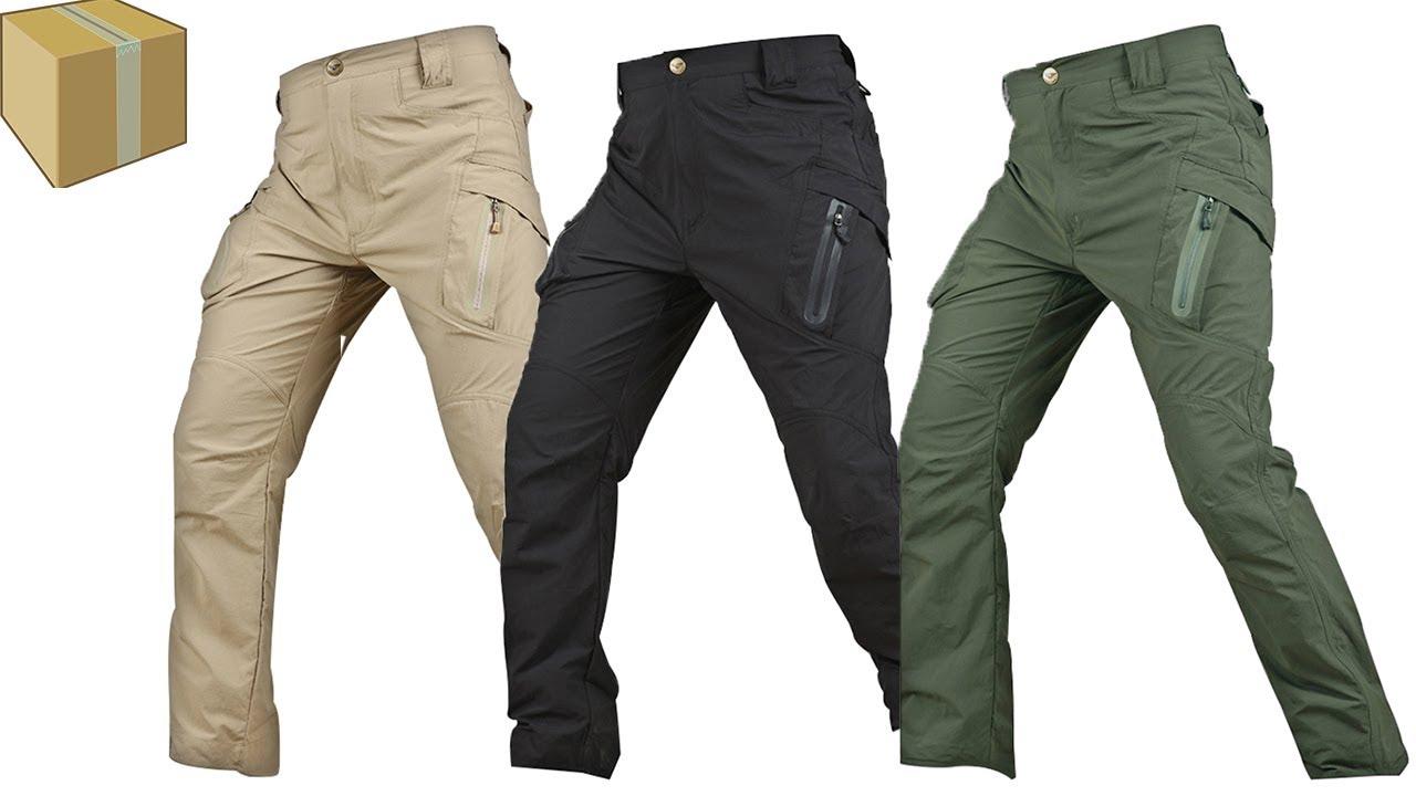 Покупка тактических штанов - кому необходимы, правила выбора и качество