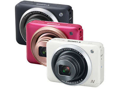 Canon PowerShot N2 ราคาประมาณ 9,900 บาท
