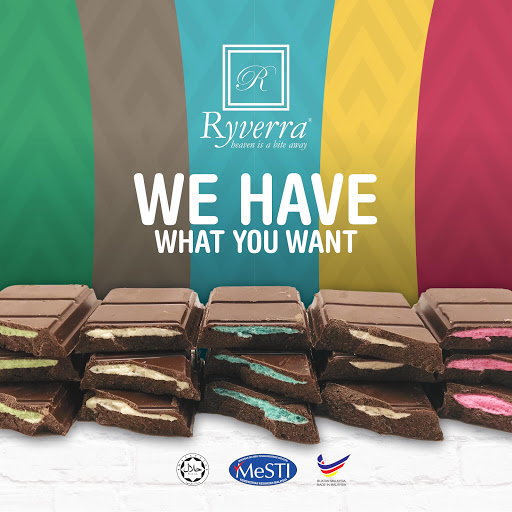 Ryverra Chocolate & Confectionery Sdn Bhd - Chocolate Factory in Kuala Lumpur