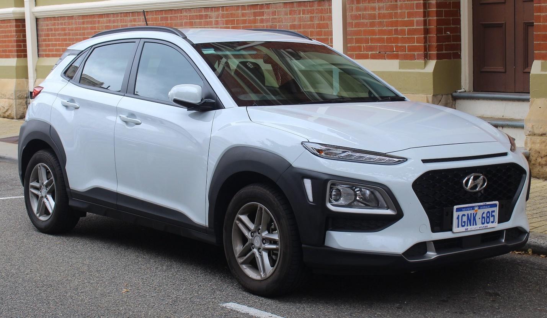 10 SUV-uri noi pe care ți le poți cumpăra cu mai puțin de 20.000 de euro - Hyundai Kona