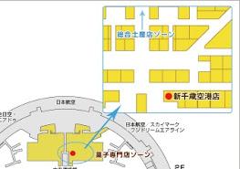 きのとや2 (KINOTOYA2)・地図