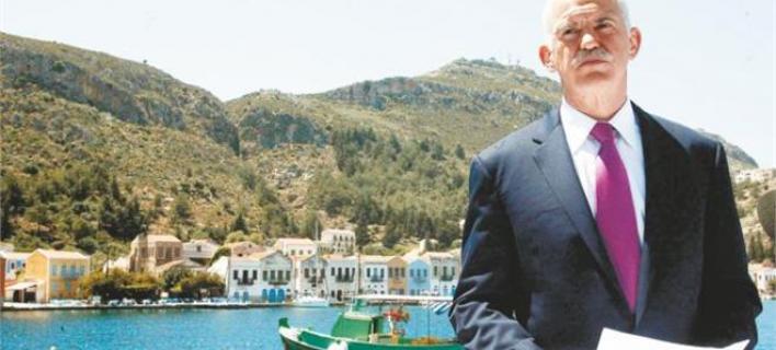 Γιατί όλοι πάνε Καστελλόριζο; - Οι συμβολισμοί πίσω από τις επισκέψεις στο νησί   tanea.gr