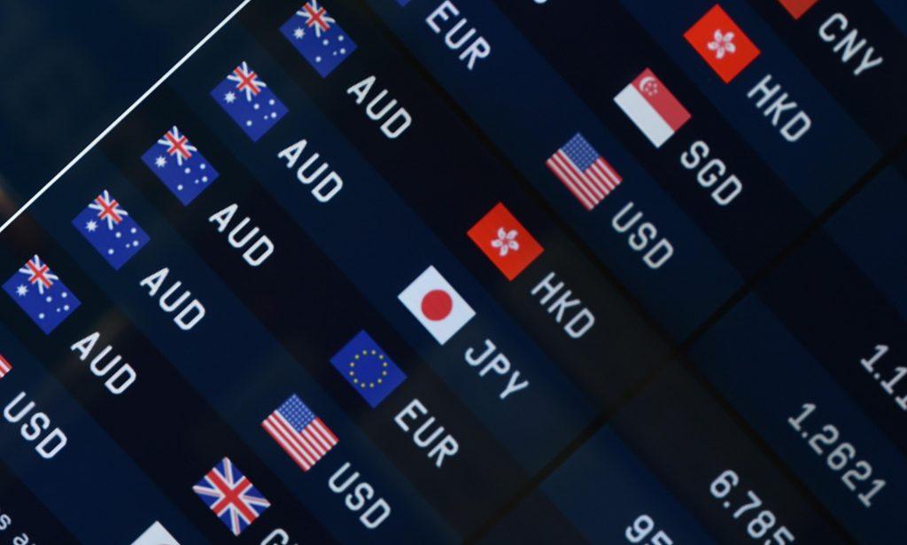 Nhiều loại tiền tệ khác nhau