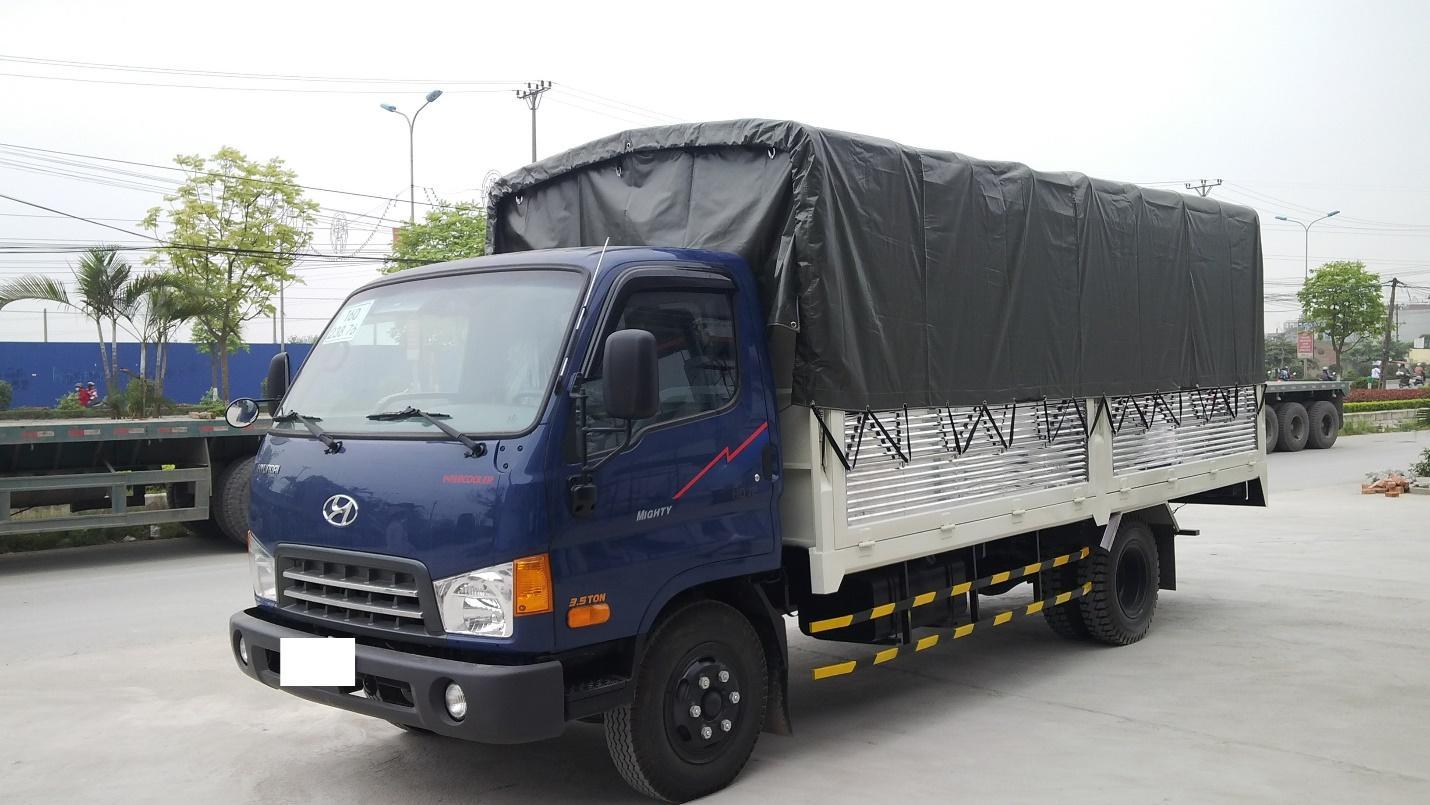 Xe tải chính hãng mang thương hiệu Hyundai - Ảnh 2