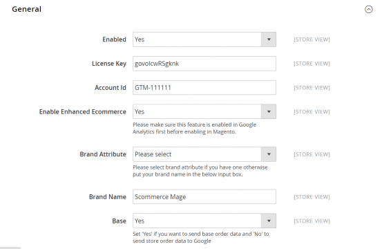outstanding Google tag manager magento extension