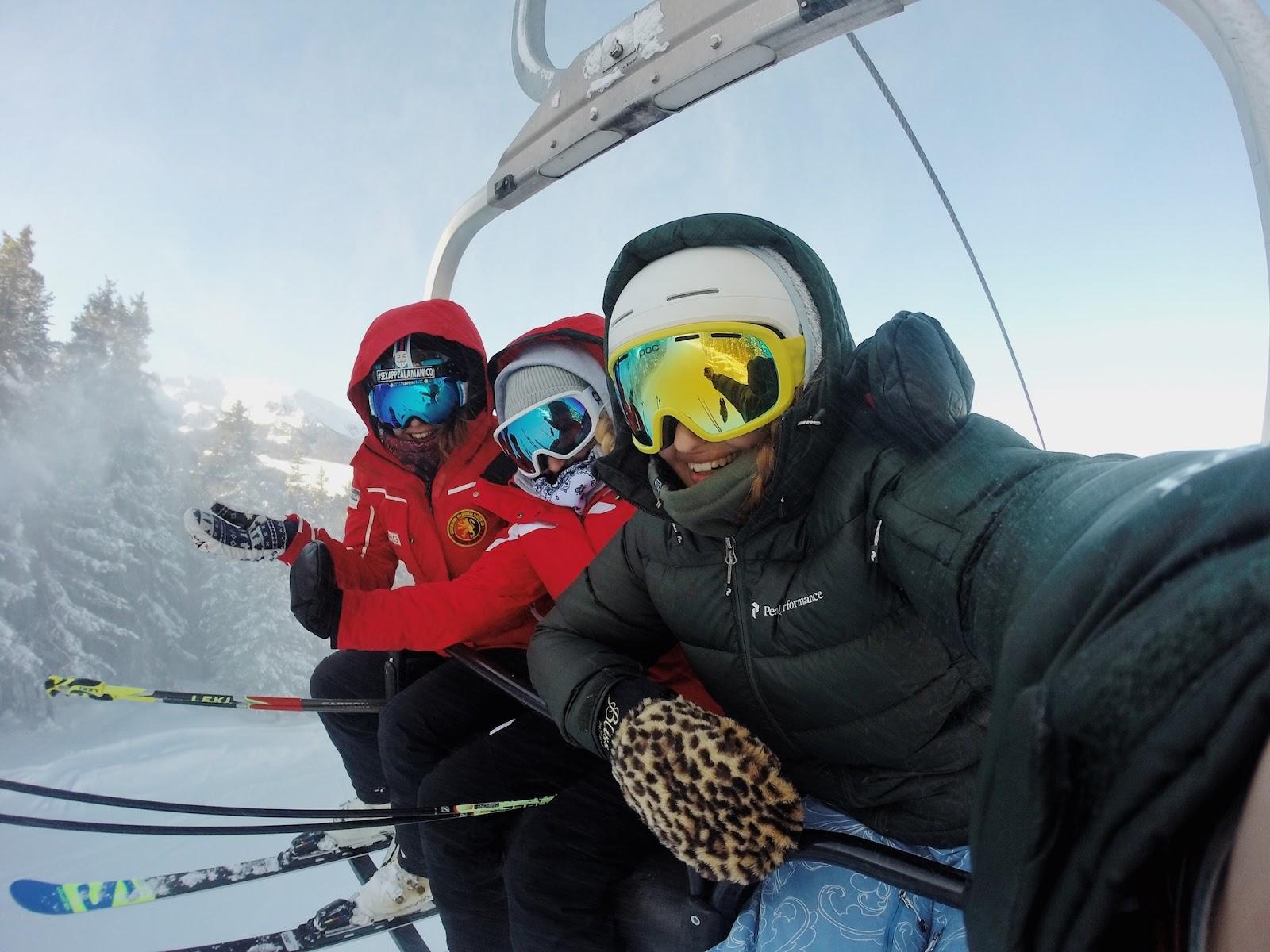 snow activities in Utah