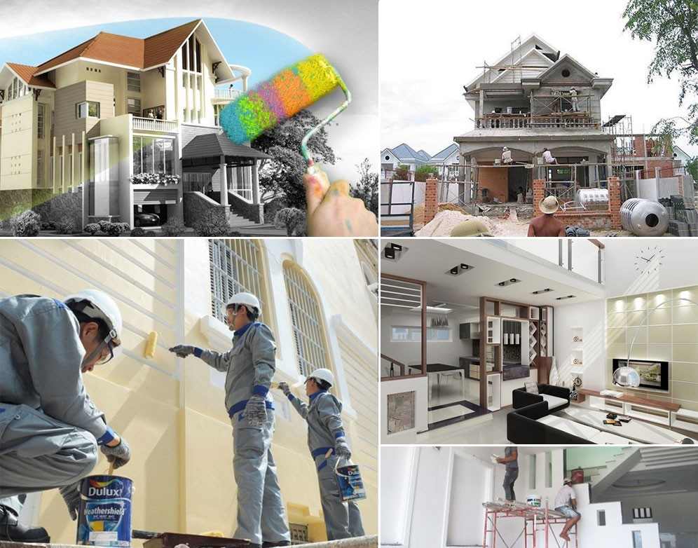 Dịch vụ sửa chữa nhà uy tín, chuyên nghiệp tại quận 8 HCM