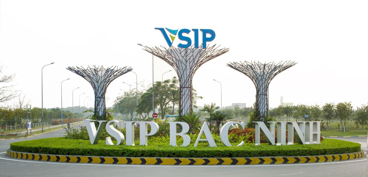 Khu công nghiệp VSIP 2 Bắc Ninh
