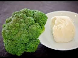 Kết quả hình ảnh cho salad đậu phụ súp lơ xanh