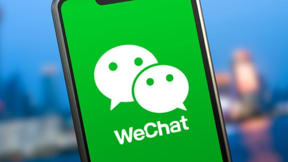 WeChat hits one billion monthly users - are you one of them? - BBC News