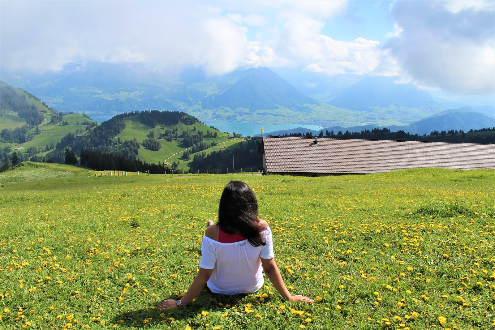 Rigi Kulm in summer. Guide to visiting Rigi