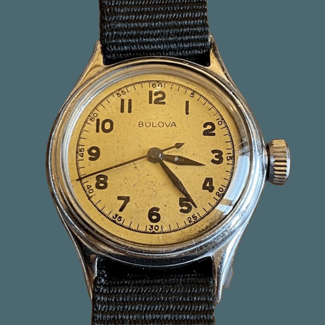 Field watch style
