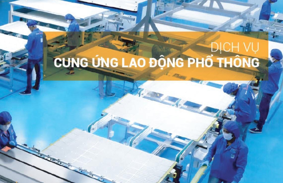 Hưng Thịnh Phú cung cấp dịch vụ cung ứng lao động nhanh tại Tây Ninh