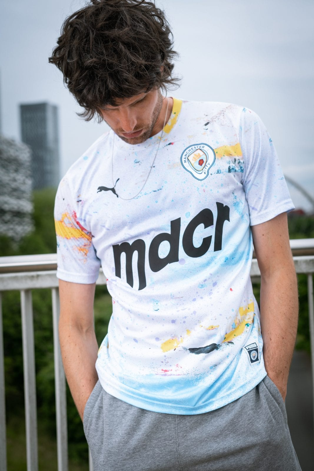 Special edition PUMA x Man City x Madchester jersey leaks online, The Manc