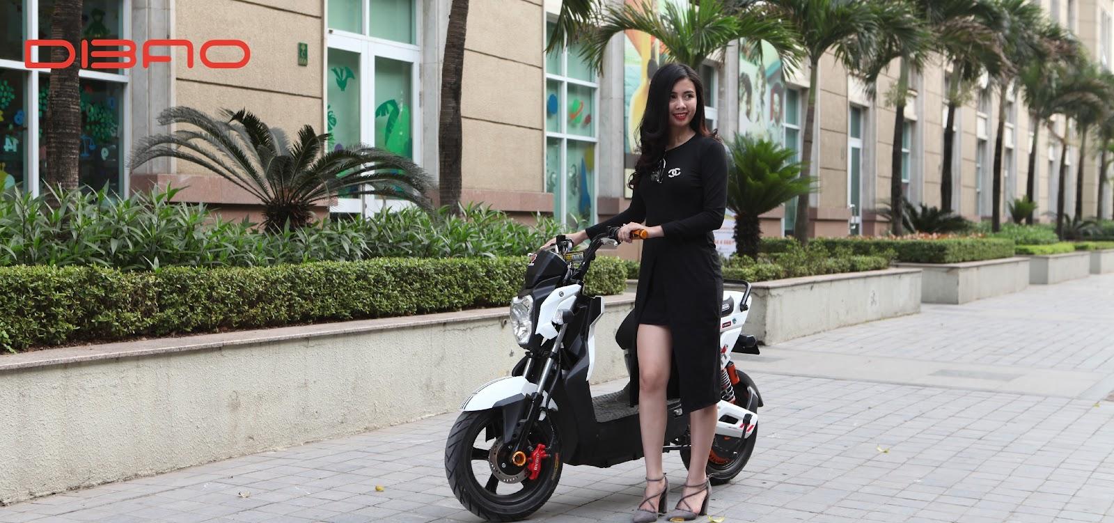 Zoomer Dibao 2021 vận hành mạnh mẽ, ổn định