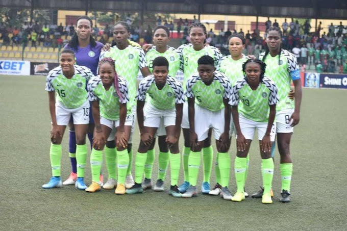 Super Falcons off to Antalya for Turkish Women's Cup