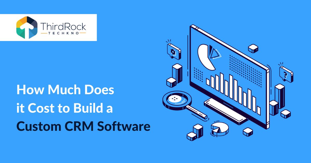 Build a custom CRM Software