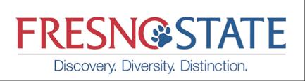 Image result for fresno state university logo
