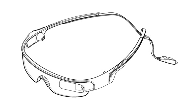 Samsung Patents Google Glass Alternative