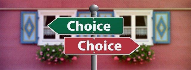bingung mengambil keputusan
