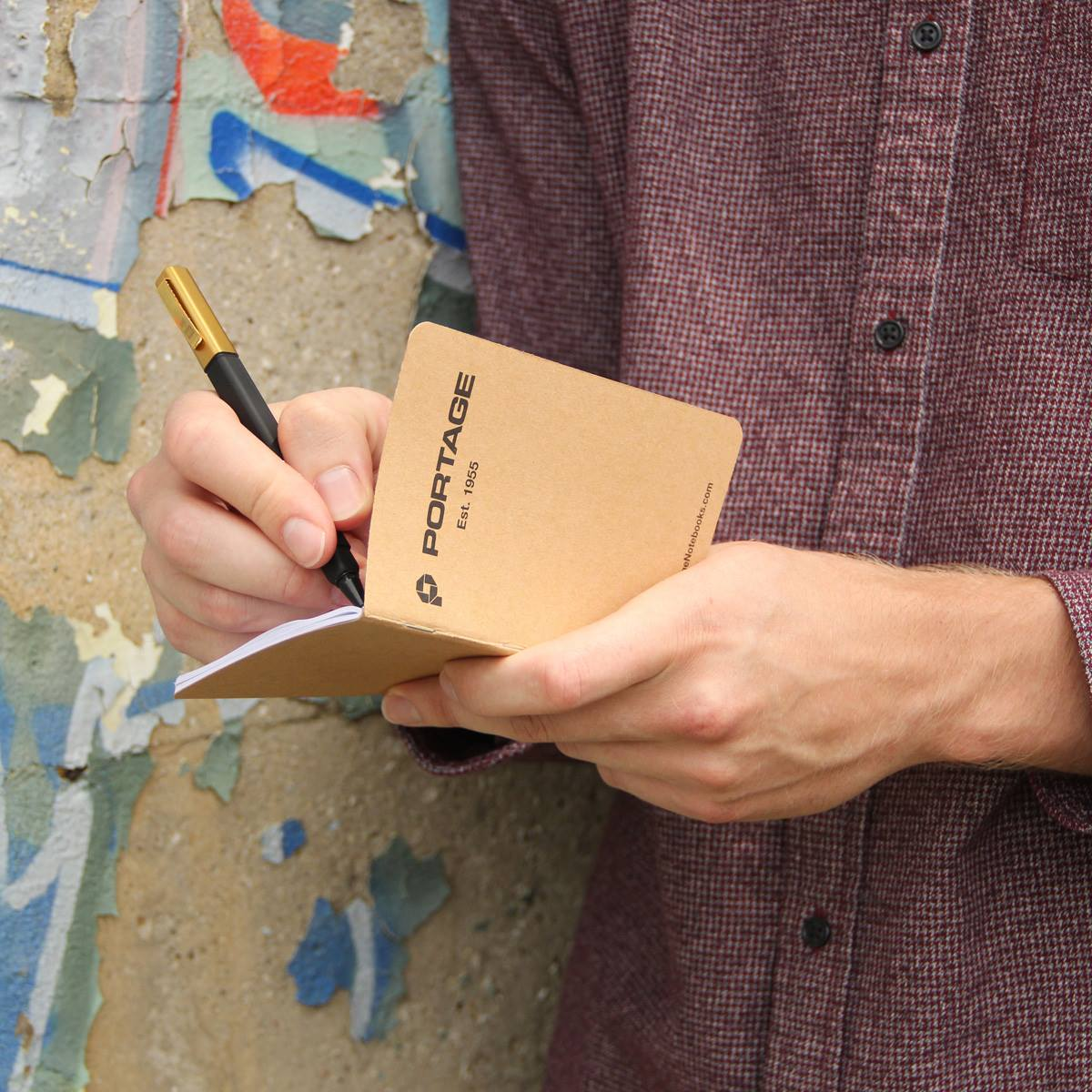 Memo field notebook