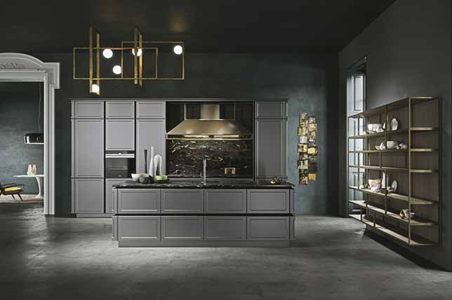Darker Kitchen