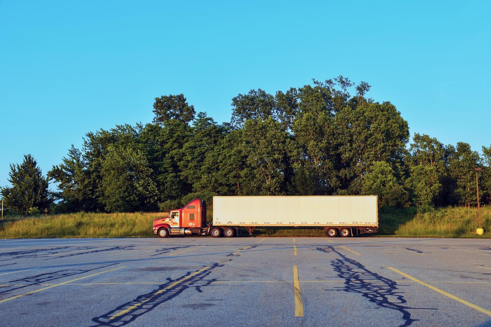 truck drivers are the face of your brand