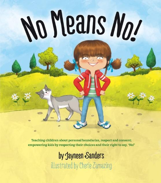 Image result for no means no book